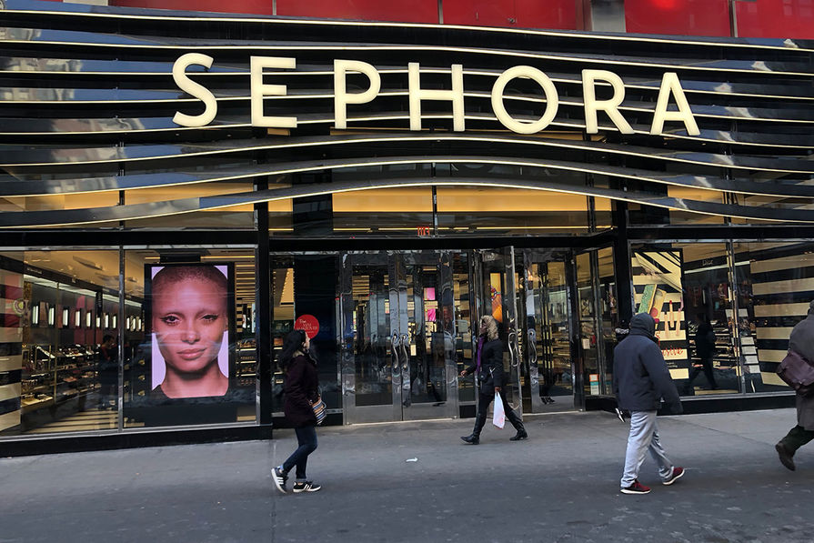 "Sephora : visite guidée du magasin ""laboratoire"" à New York"